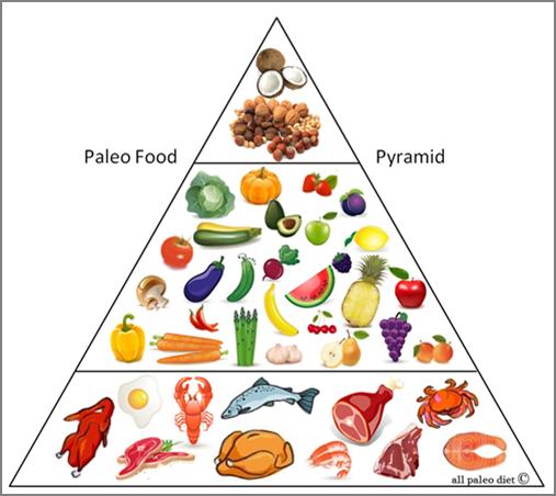 piramida paleo
